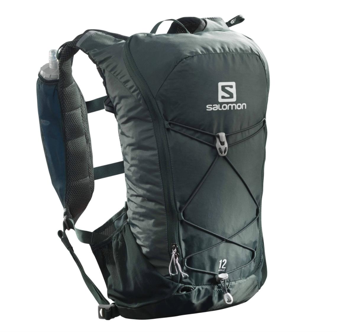 【20%OFF】SALOMON サロモン バックパック AGILE 12 SET Black LC1305100