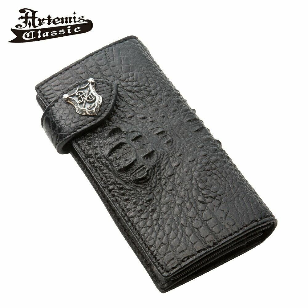 クロコダイルロングウォレット2nd JMACW0030 Crocodile long wallet 2nd