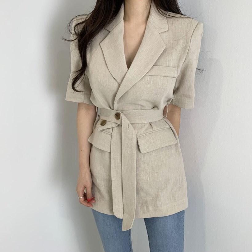 半袖ジャケット V00749