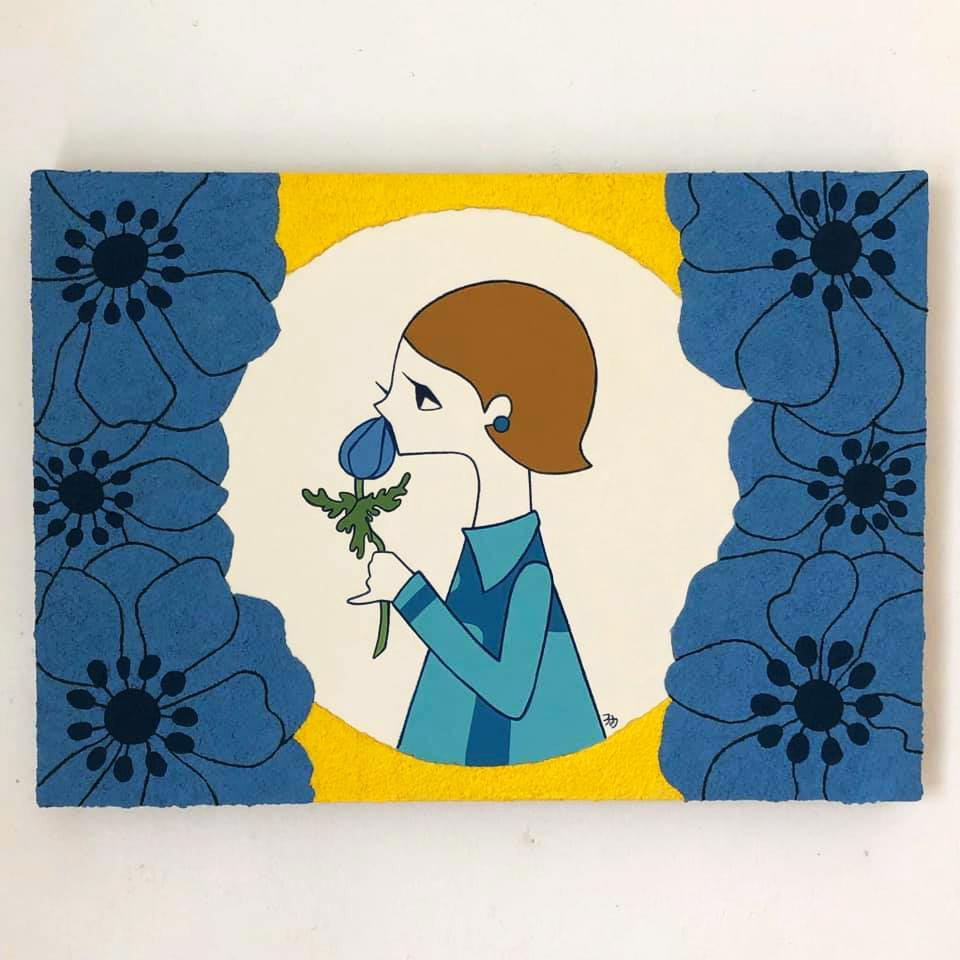 フケハルカ「kiss blue」