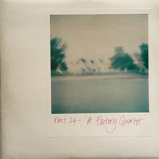 【LP x2・英盤】Various Artists (Durutti Column, etc) / A Factory Quartet