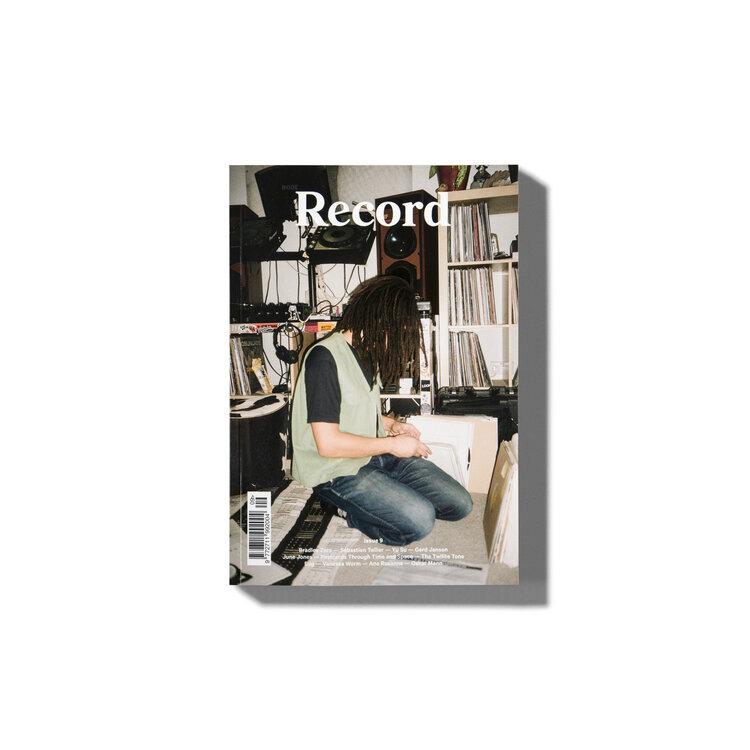 Record Culture Magazine ISSUE 9 (BOOK)