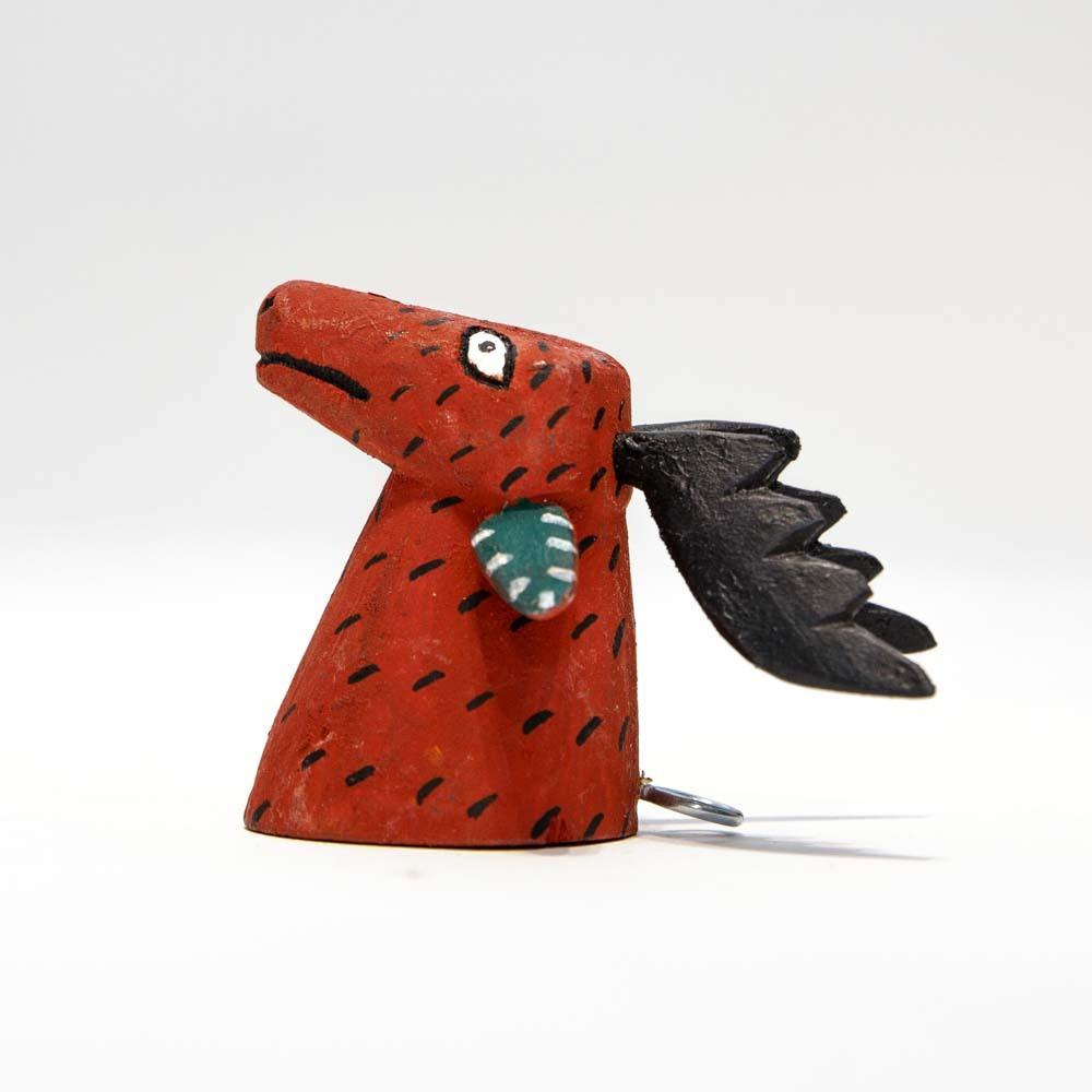 Alebrijes Deer - Red x Green