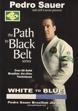 ペドロ・サワー White to Blue BJJ トレーニング ブラジリアン柔術教則DVD Pedro Sauer White to Blue BJJ Training DVD