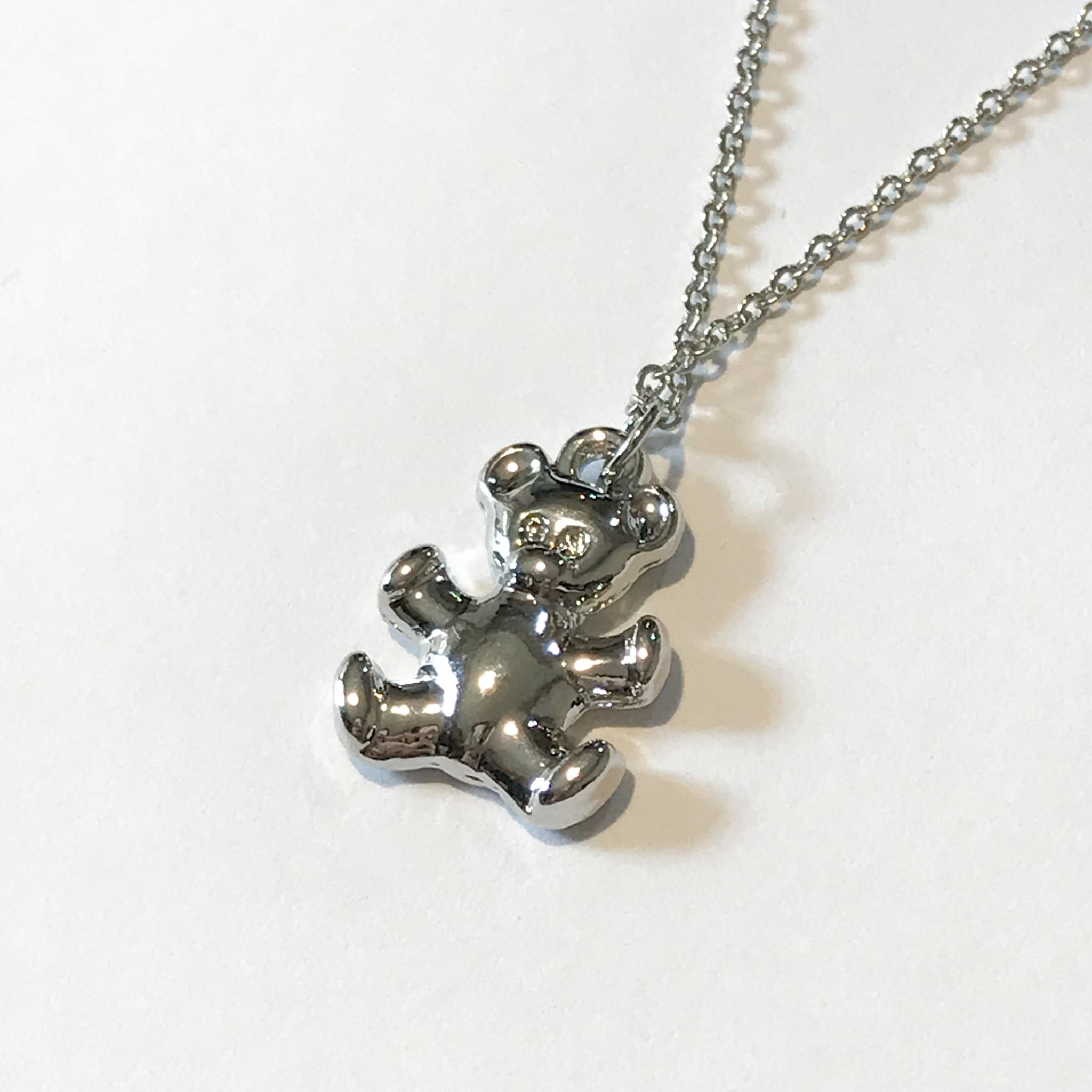 DAYNYC bear necklace