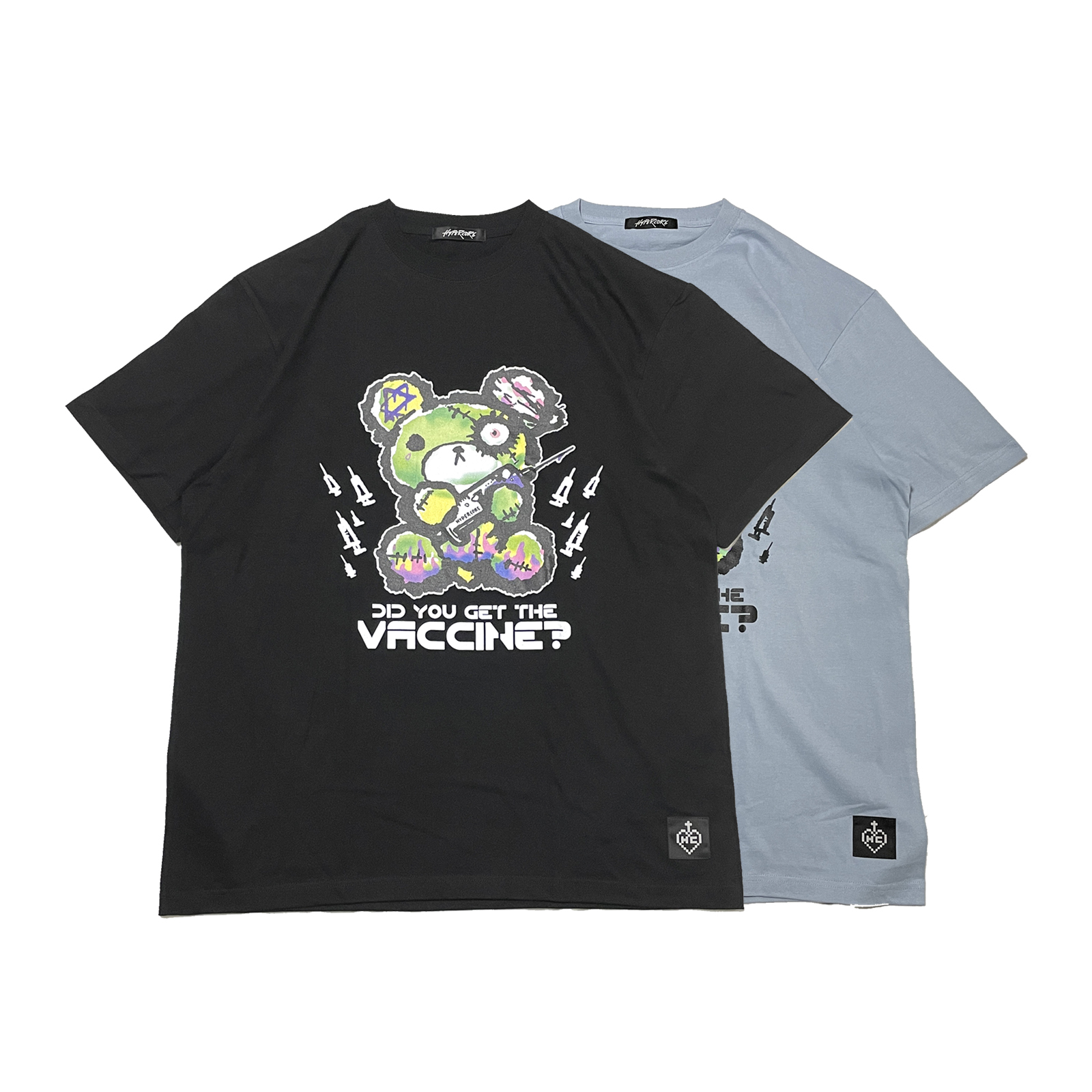 T-376 DID YOU GET THE VACCINE? Tシャツ