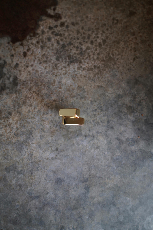 "Addiction Silva 925 ring    ""square"""