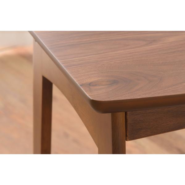 Bois Slim Desk / 北欧スタイル 木製デスク