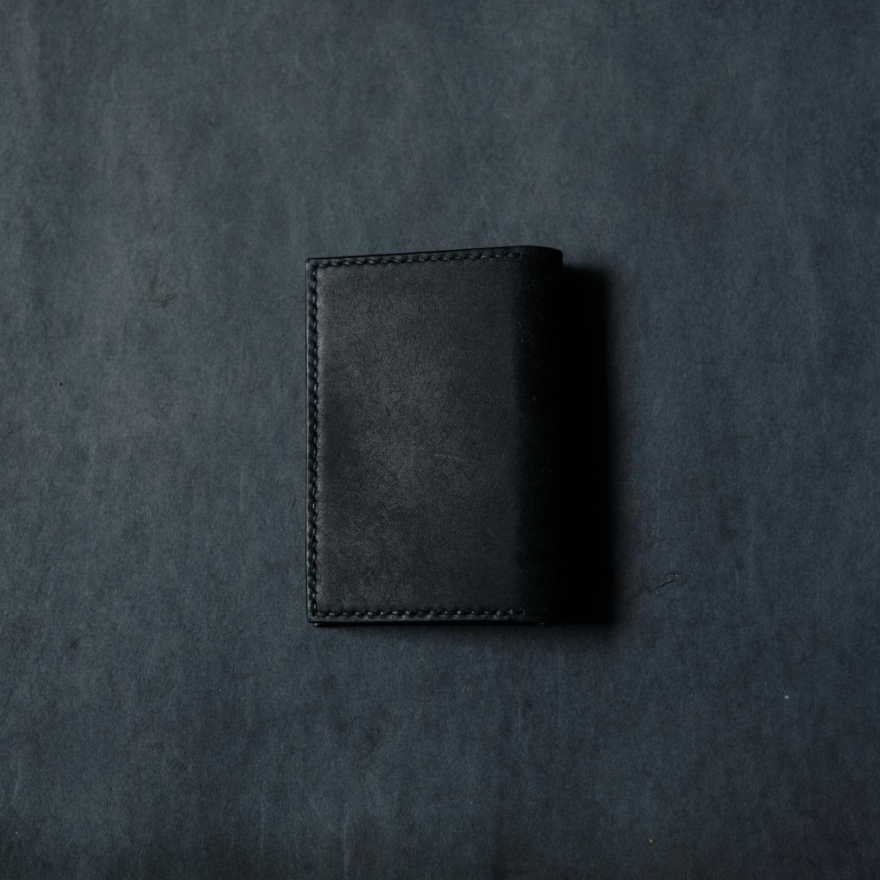 cardholder - 名刺入れ - bk - プエブロ