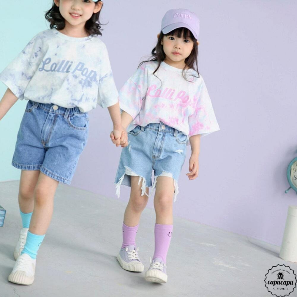 «sold out» bubble kiss vintage denim pants  ヴィンテージデニムパンツ