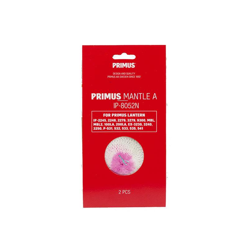 PRIMUS IP-8052N マントルA 2枚入 プリムス