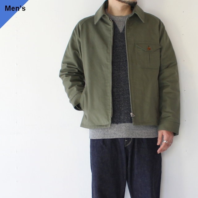 Orgueil オルゲイユ Sports Jacket スポーツジャケット OR-4176A Green