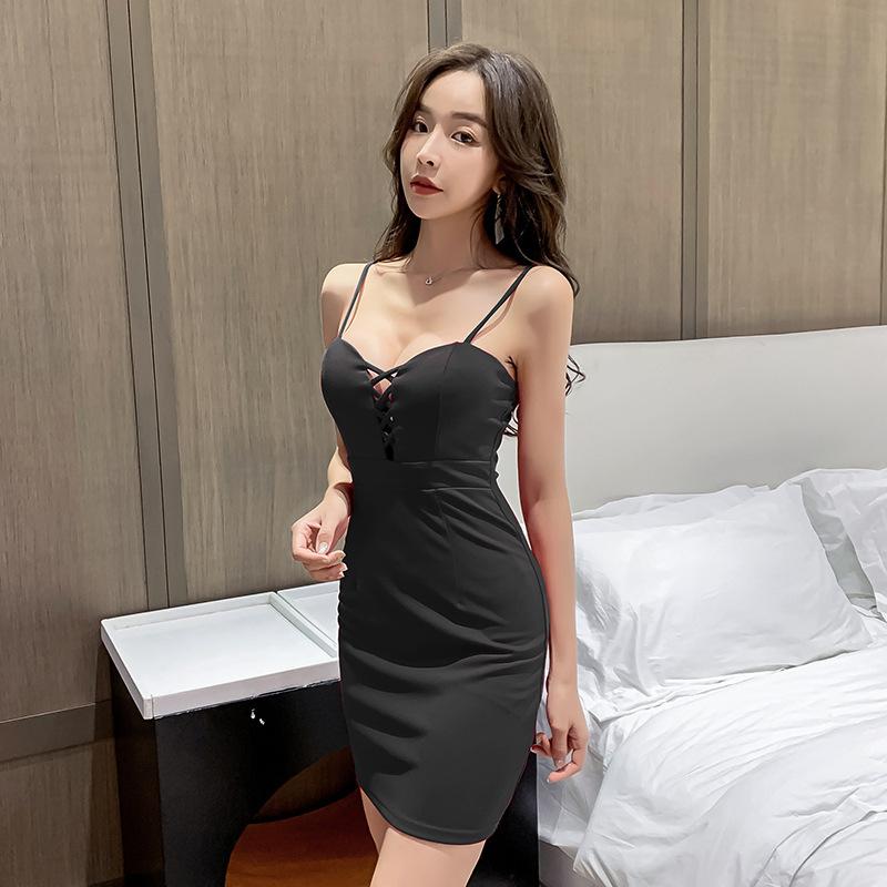 セクシー 肌見せ えちえち かわいい 2色 キャバドレス ミニドレス MY2028