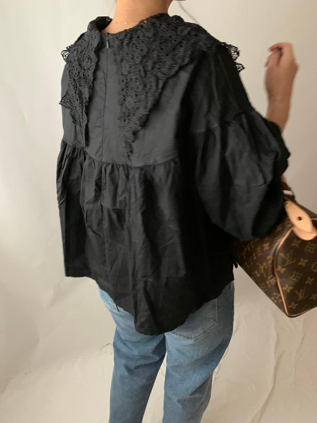 【asyu】classic blouse