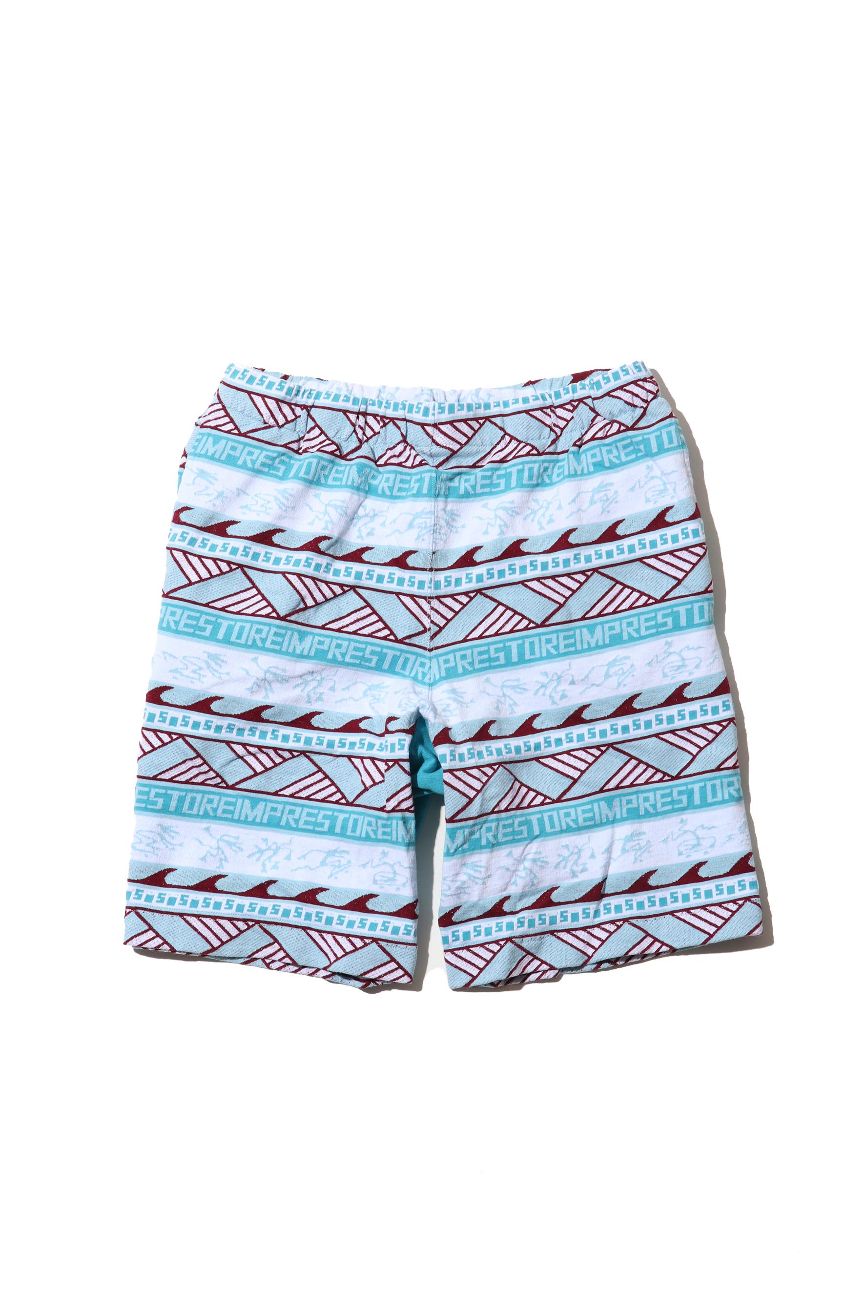Original Jacquard Shorts / sax