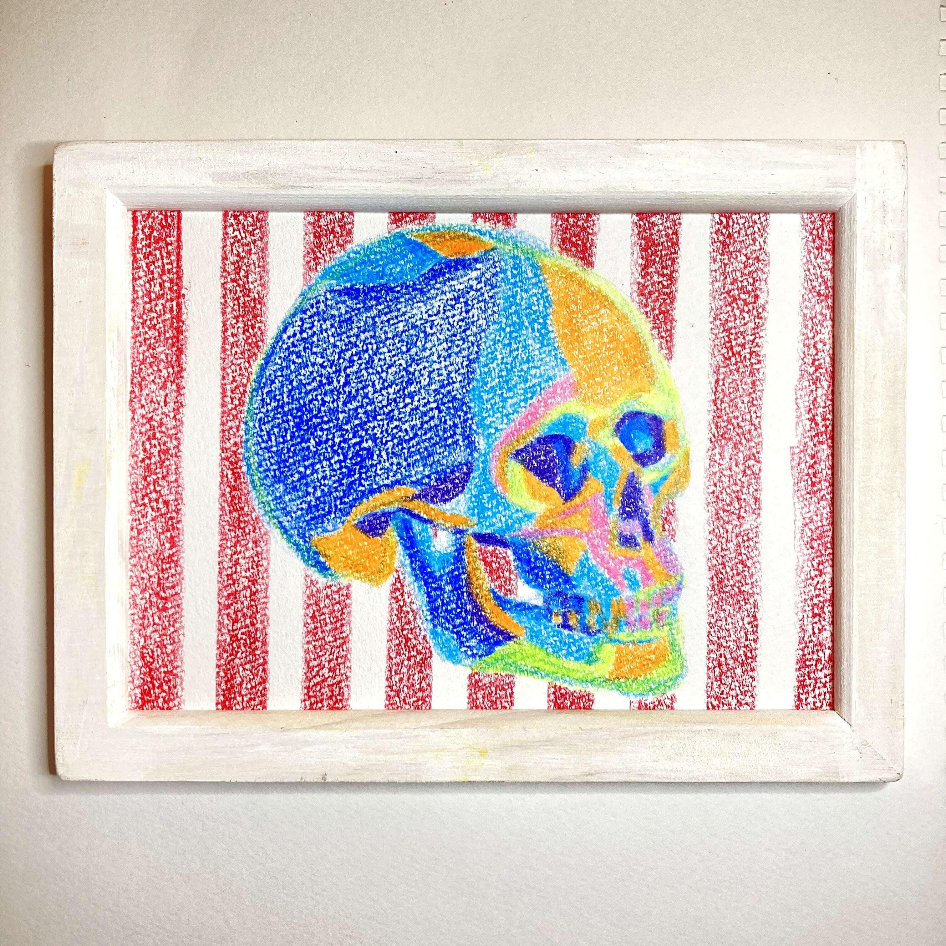 VARIOUS DRAWING / 202mm×150mm / Crayon / Original Drawing
