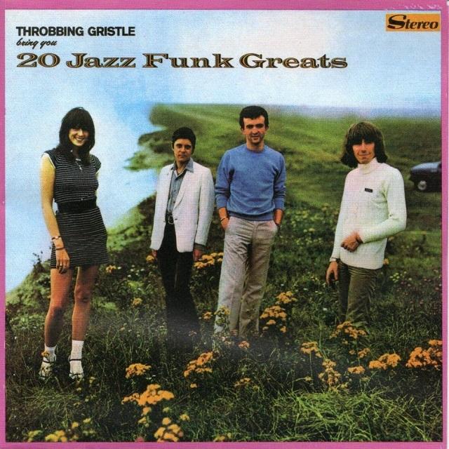 【CD・英盤】Throbbing Gristle / 20 JAZZ FUNK GREATS