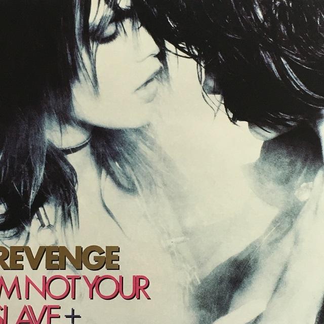 【12inch・英盤】Revenge / I'm Not Your Slave + Amsterdam