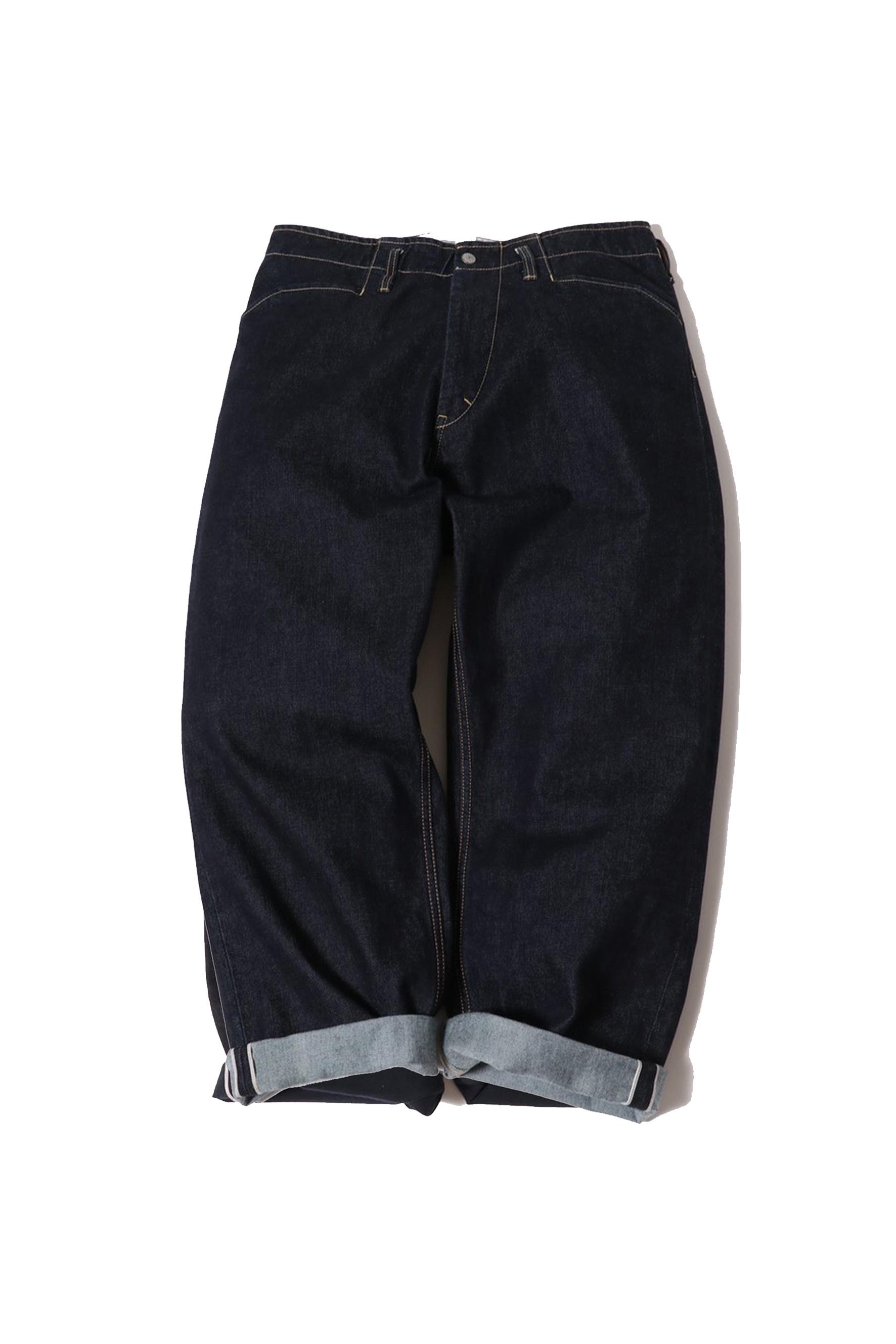 12.5oz Denim Frisco Pants / one wash