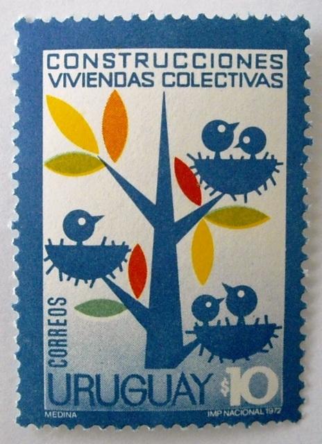 建築 / ウルグアイ 1972