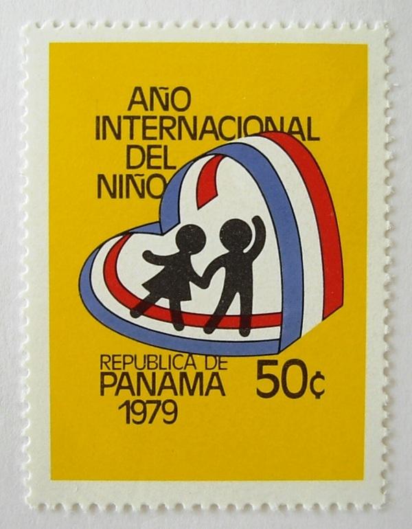 国際児童年 / パナマ 1979