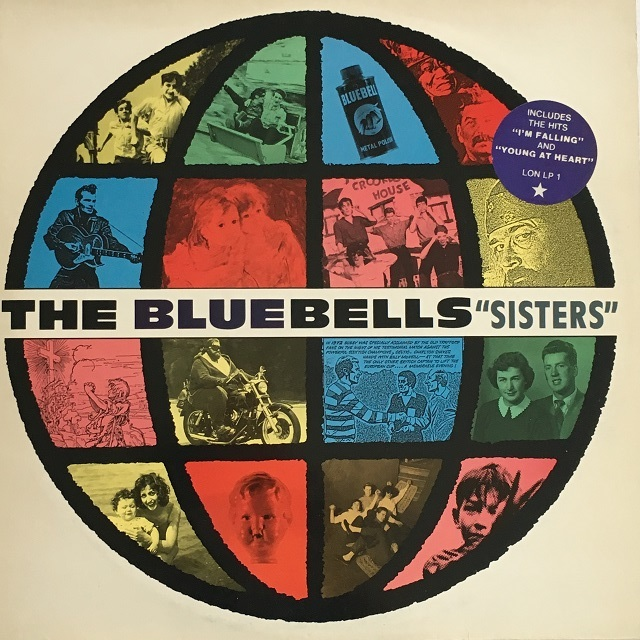 【LP・英盤】The Bluebells / Sister