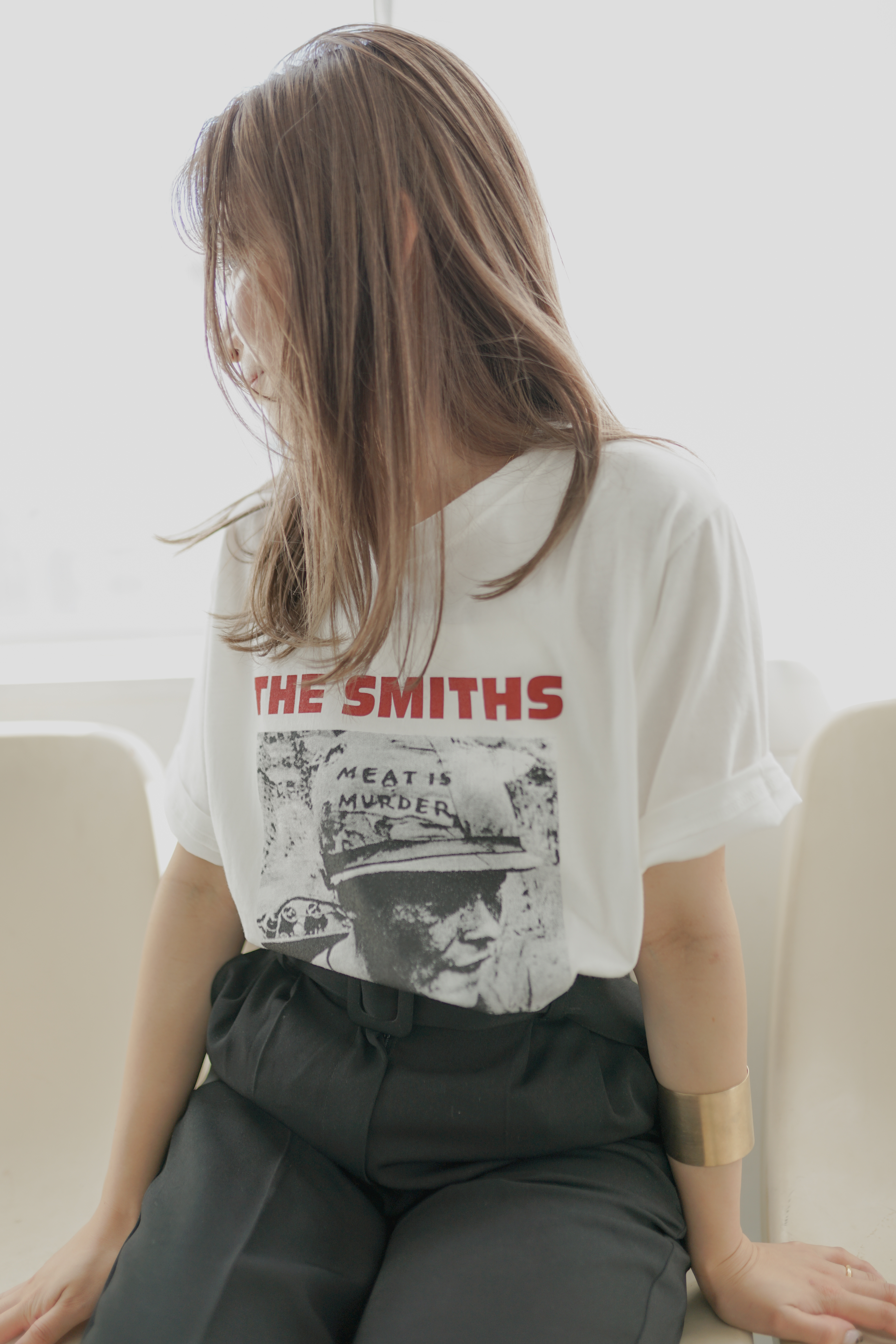 the smiths tee(6/15L-3)