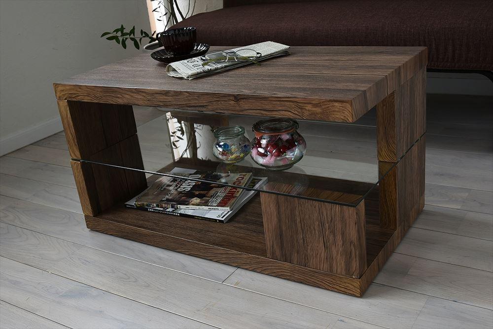 Sandbar Low Table 750 / BR / カリフォルニアモダンスタイル サンドバー ローテーブル / ブラウン