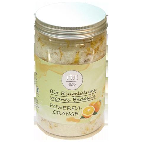 オーガニック Bio バスソルト オレンジ(無添加) 4560265454391 入浴時に使用します #剤