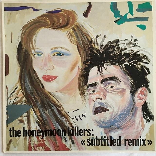 【LP・ベルギー盤】The Honeymoon Killers / Subtitled Remix
