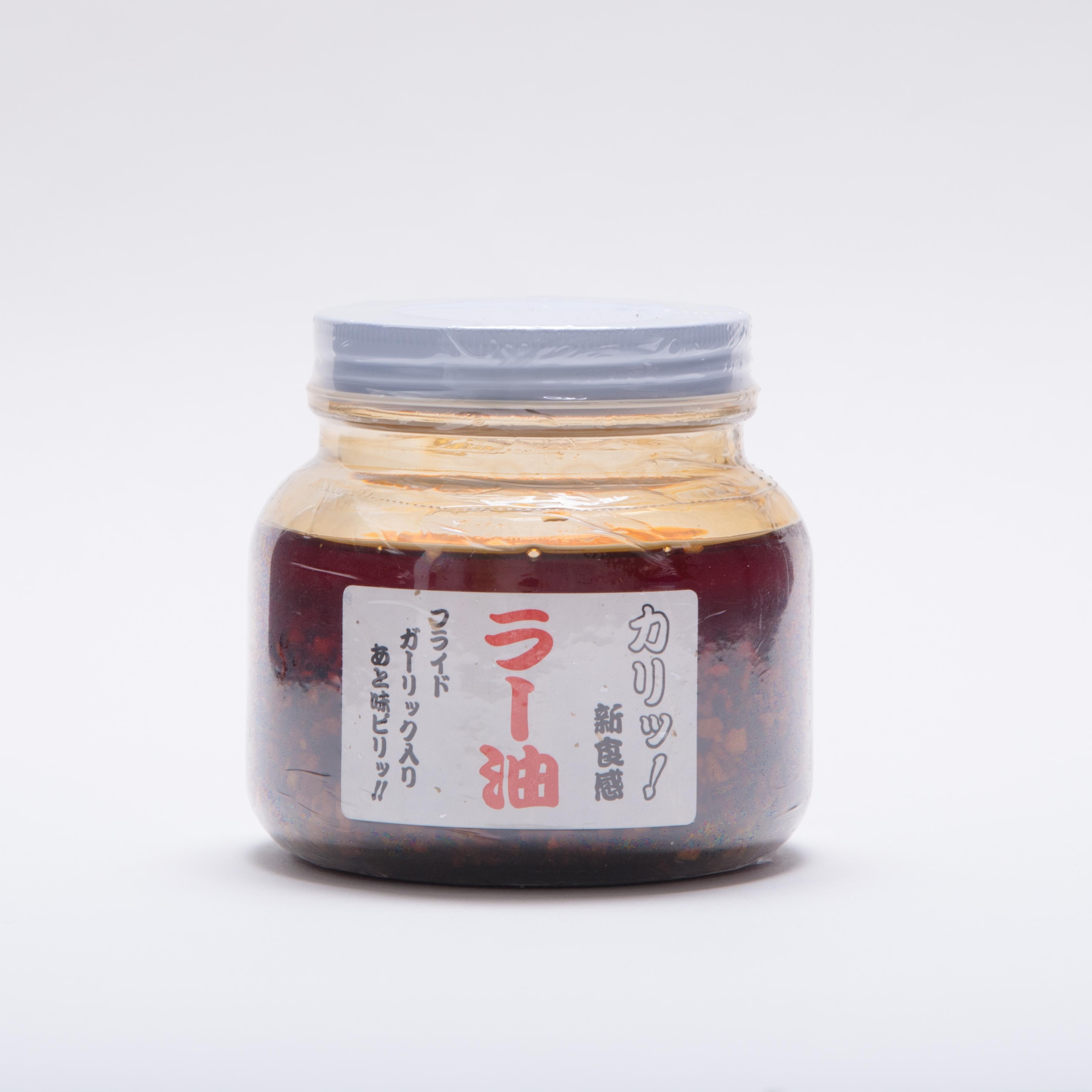 ナリタの食べるラー油/430g