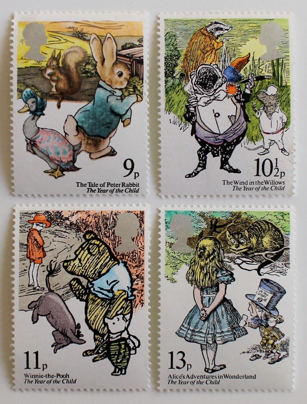 国際児童年 / イギリス 1979