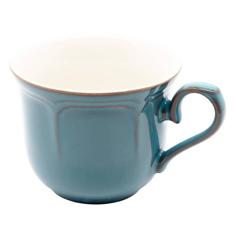 Koyo ラフィネ コーヒーカップ 170ml アンティークブルー 15987052