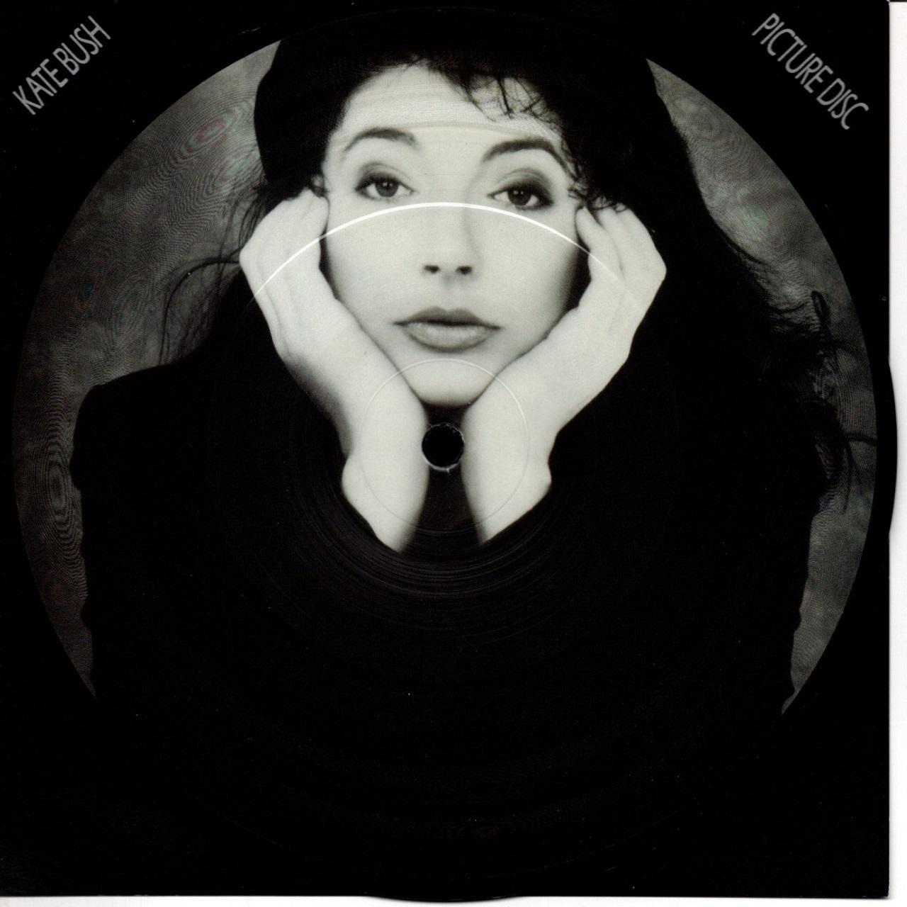 【7inch・英盤】Kate Bush / This Woman's Work