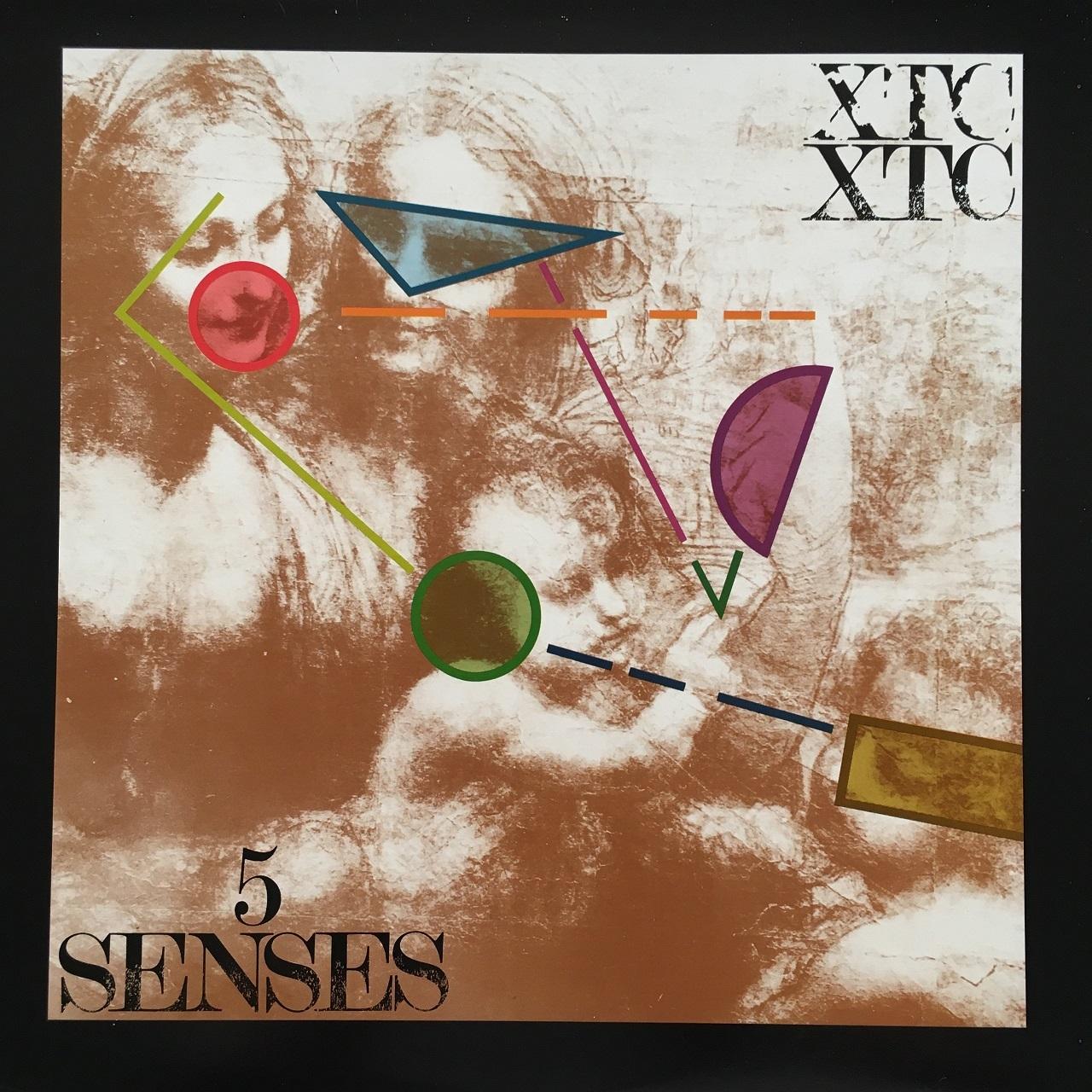 【12inch・加盤】XTC  /  5 Senses