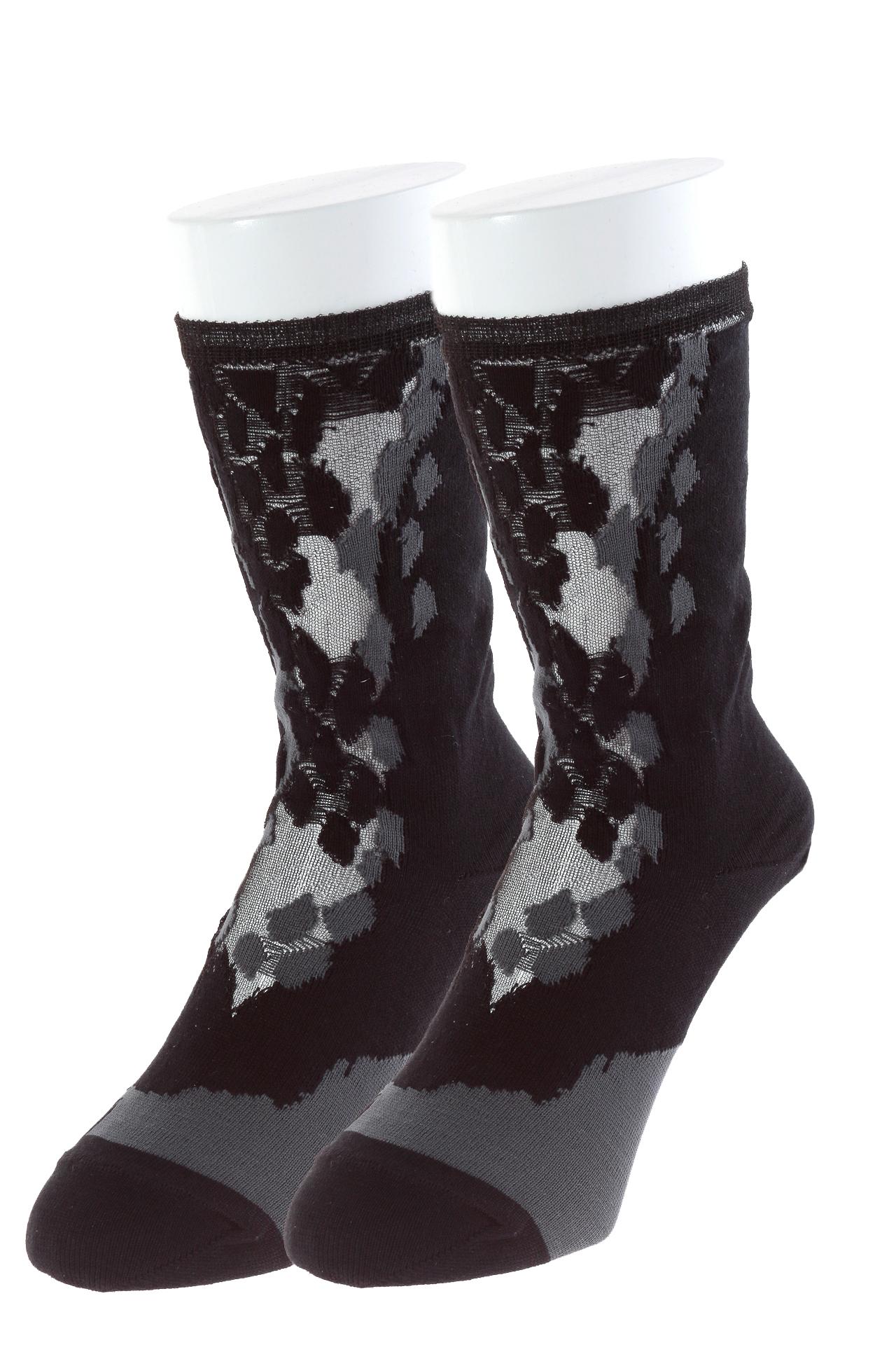 WEARABLE ART 東京SOCKS オリジナル靴下 BLACK[送料別/税込]