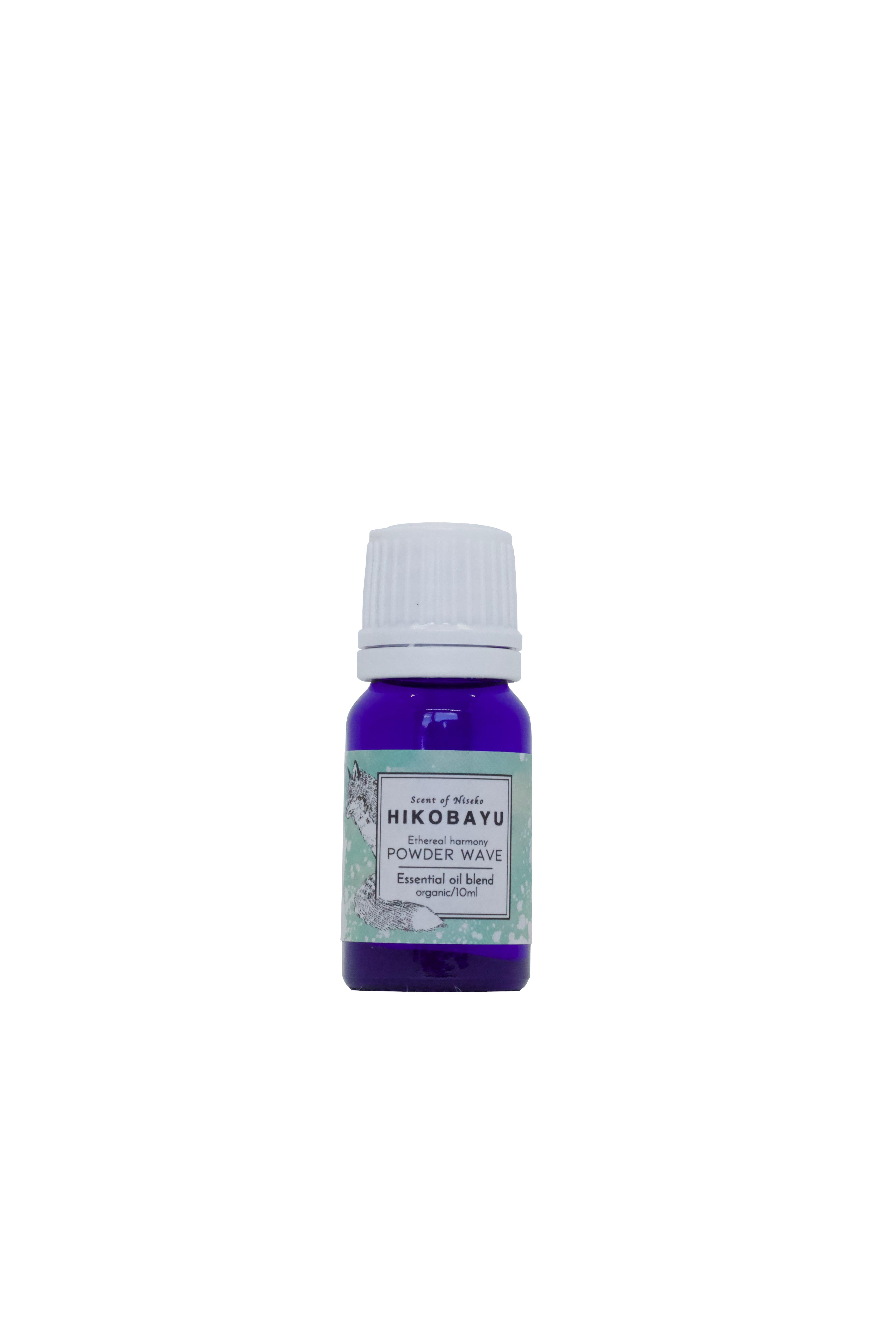 POWDER WAVE  トドマツブレンド精油  ETHEREAL HARMONY 10ml