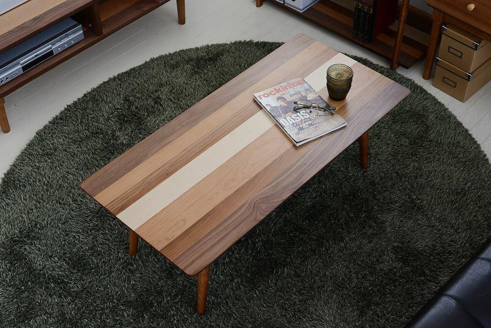 Square / Nordic Low Table / 北欧ナチュラルスタイル スクエア 北欧 ローテーブル
