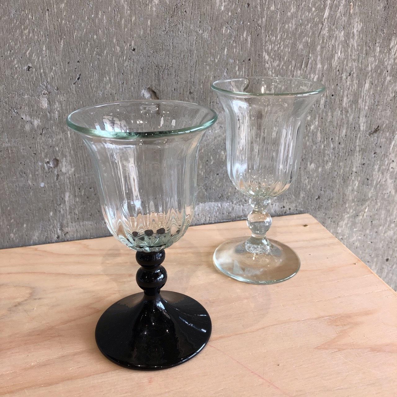 『glass32』縦モールワイングラス
