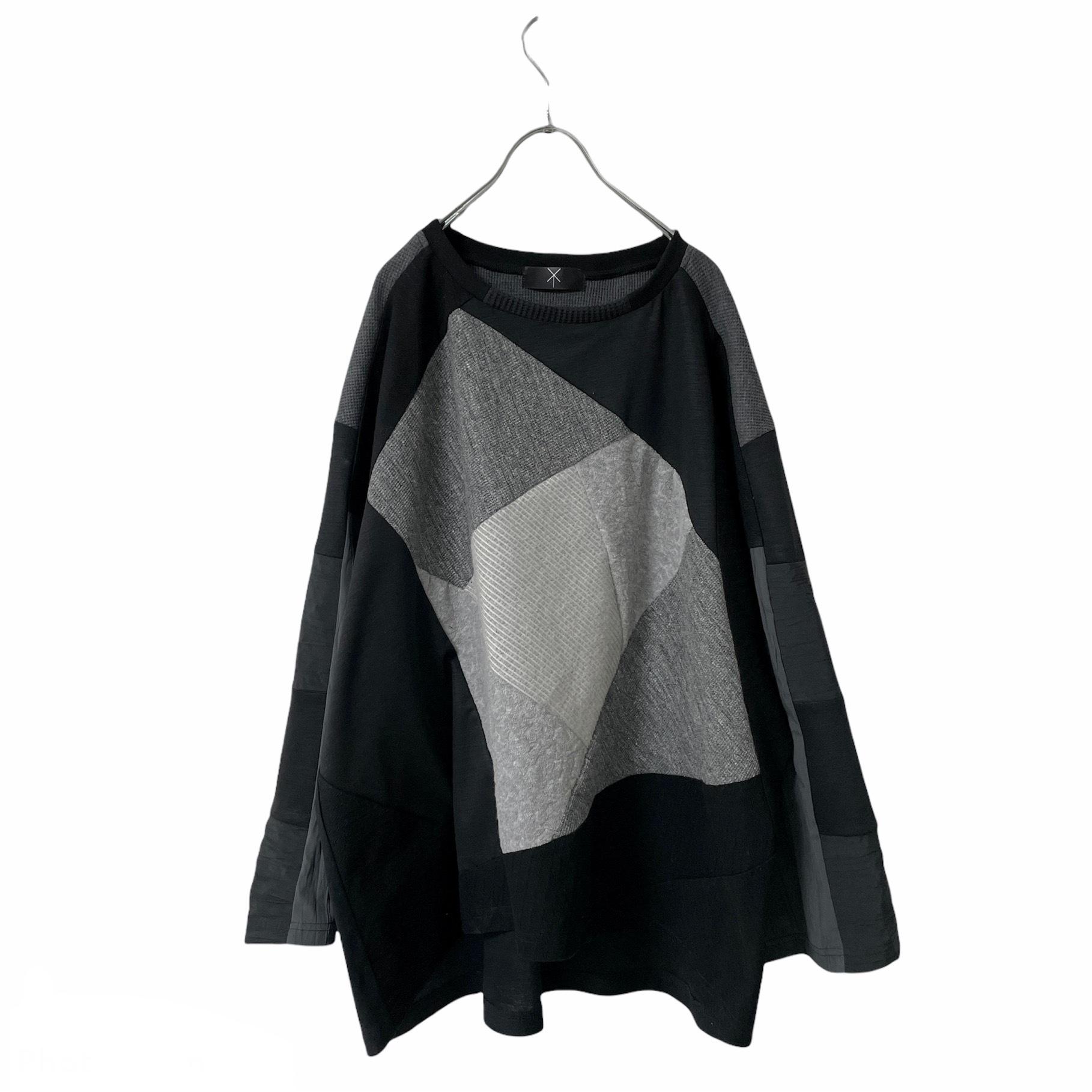 Wide-T-shirts1.1 (black/grey)