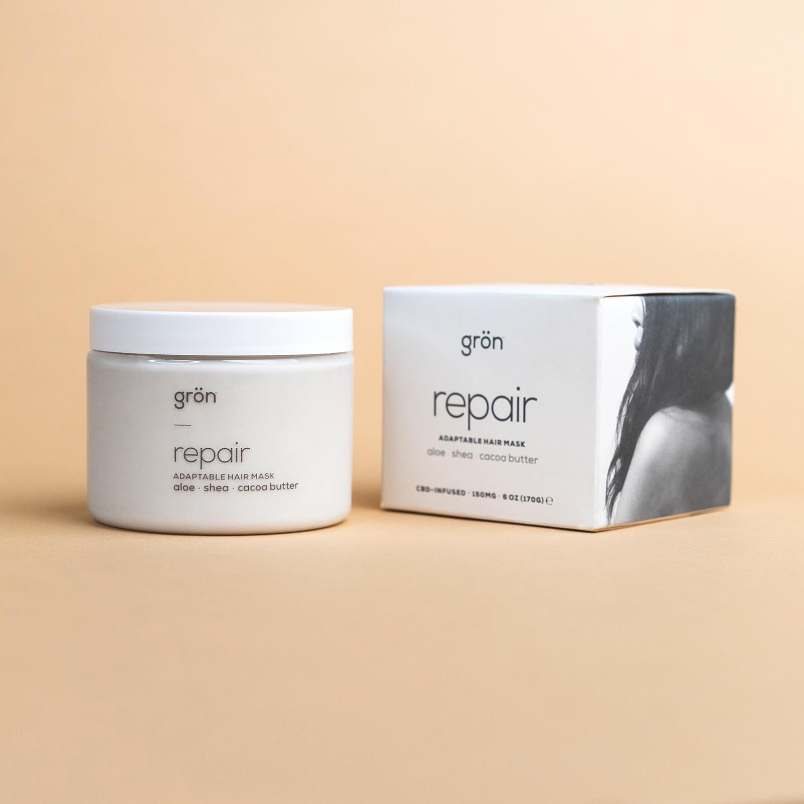 グロン ヘア マスク /repair: adaptable hair mask