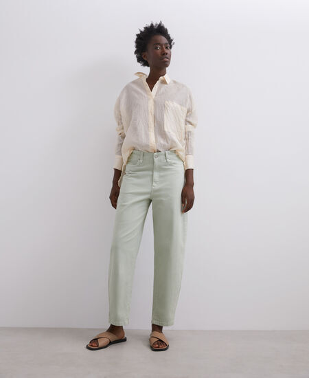 STRAIGHT JEANS IN COTTON [290031002111]