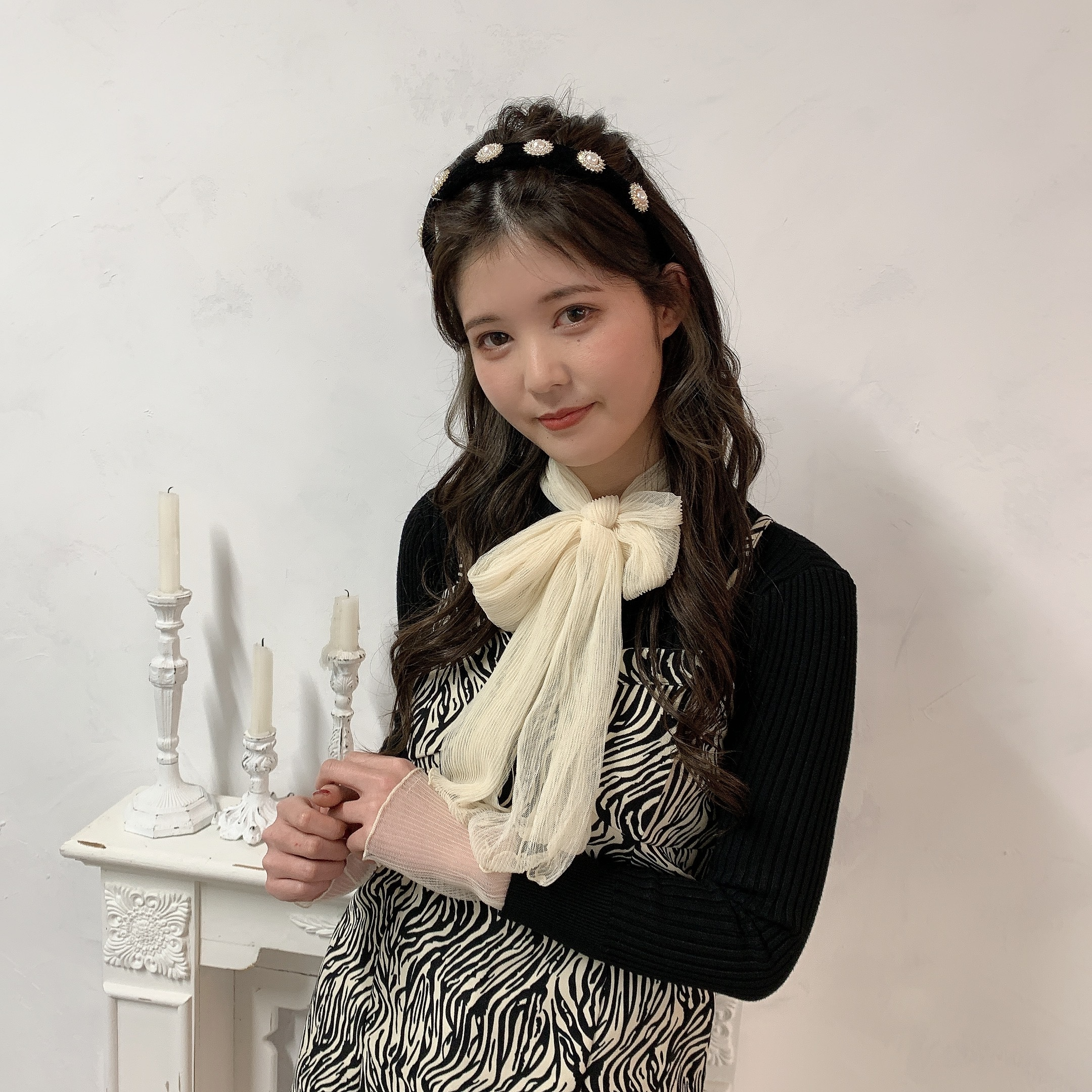 big ribbon knit