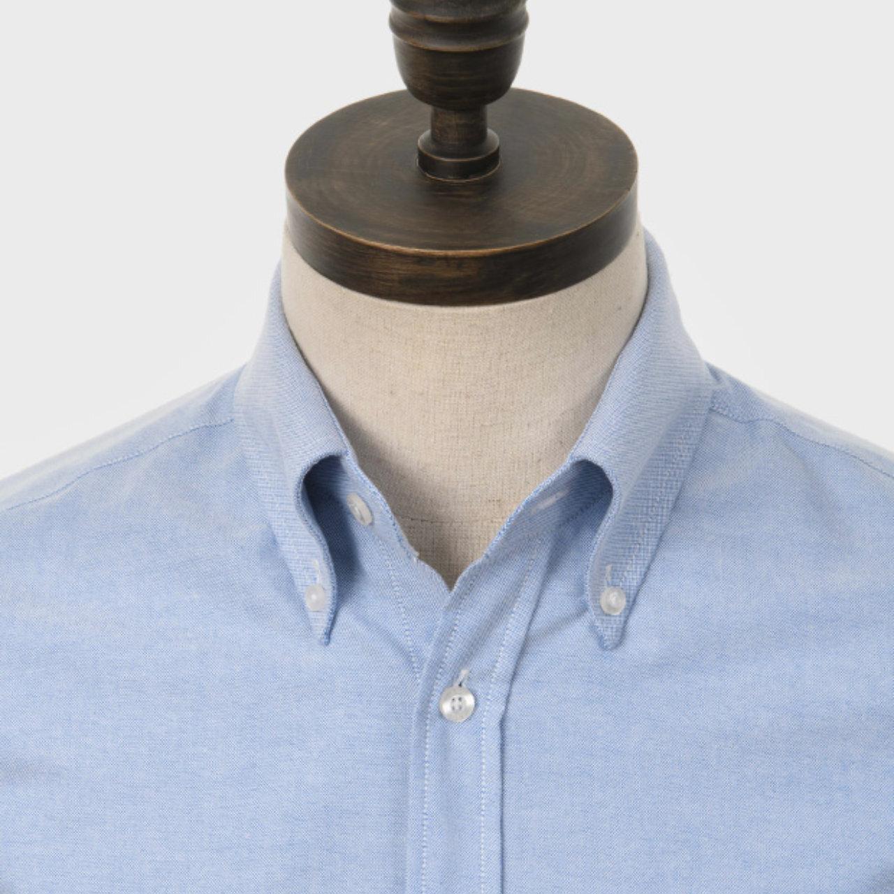 【ART GALLERY】オックスフォード ボタンダウン シャツ