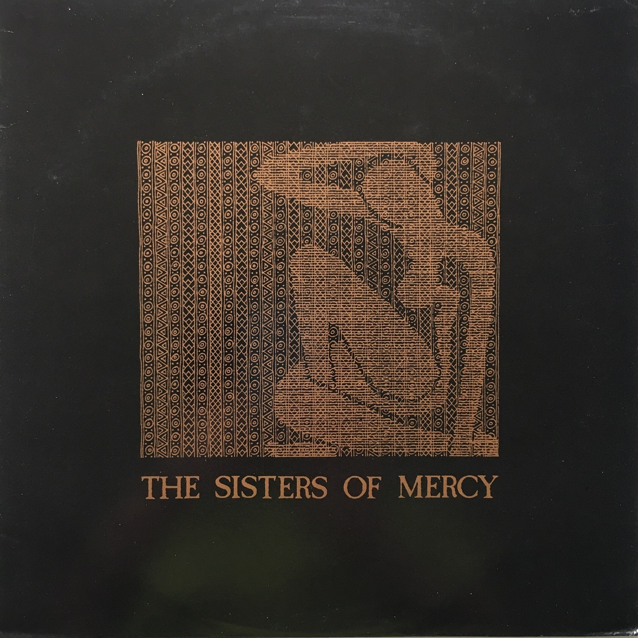 【12inch・英盤】The Sisters Of Mercy / Alice