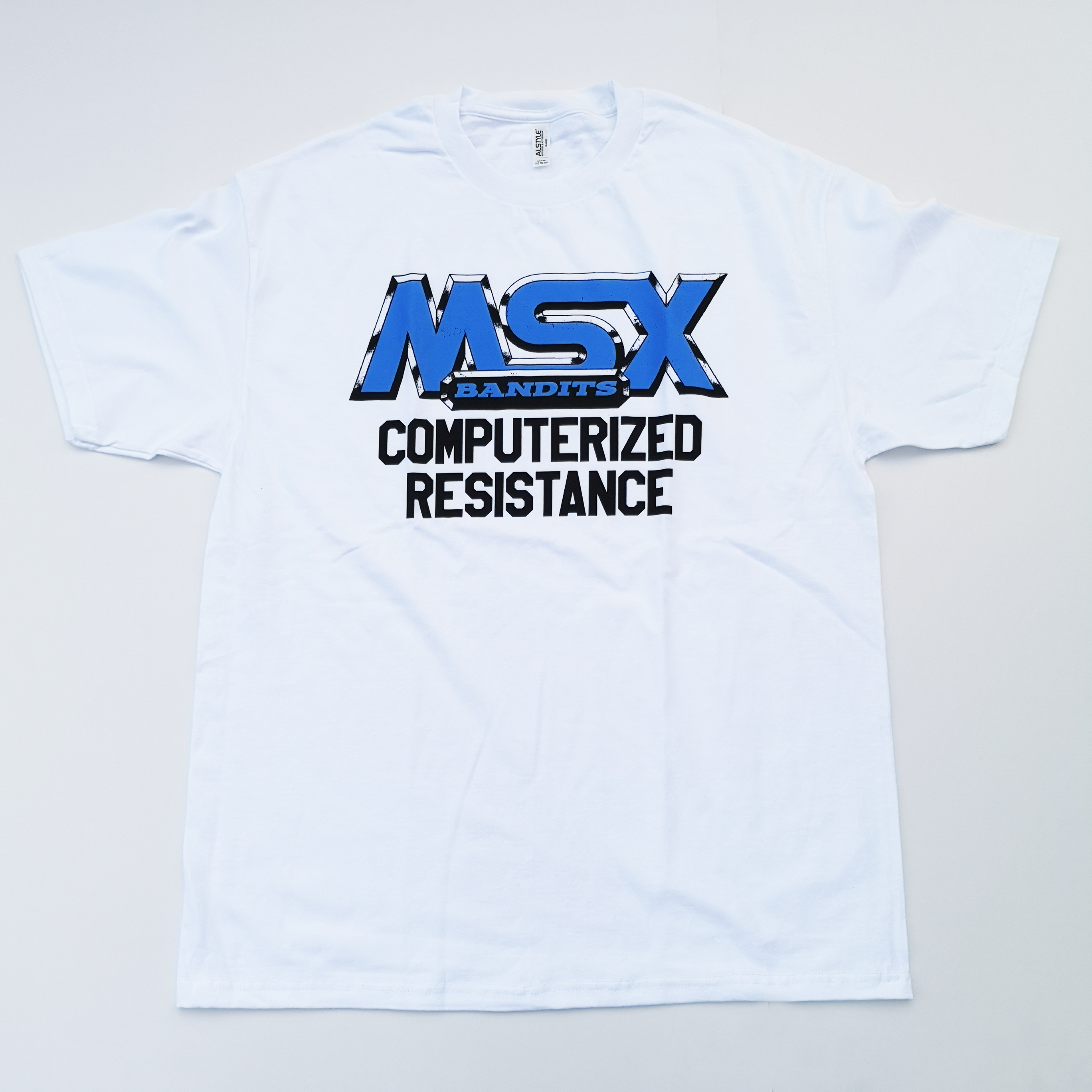 MSX BANDITS TEE XL