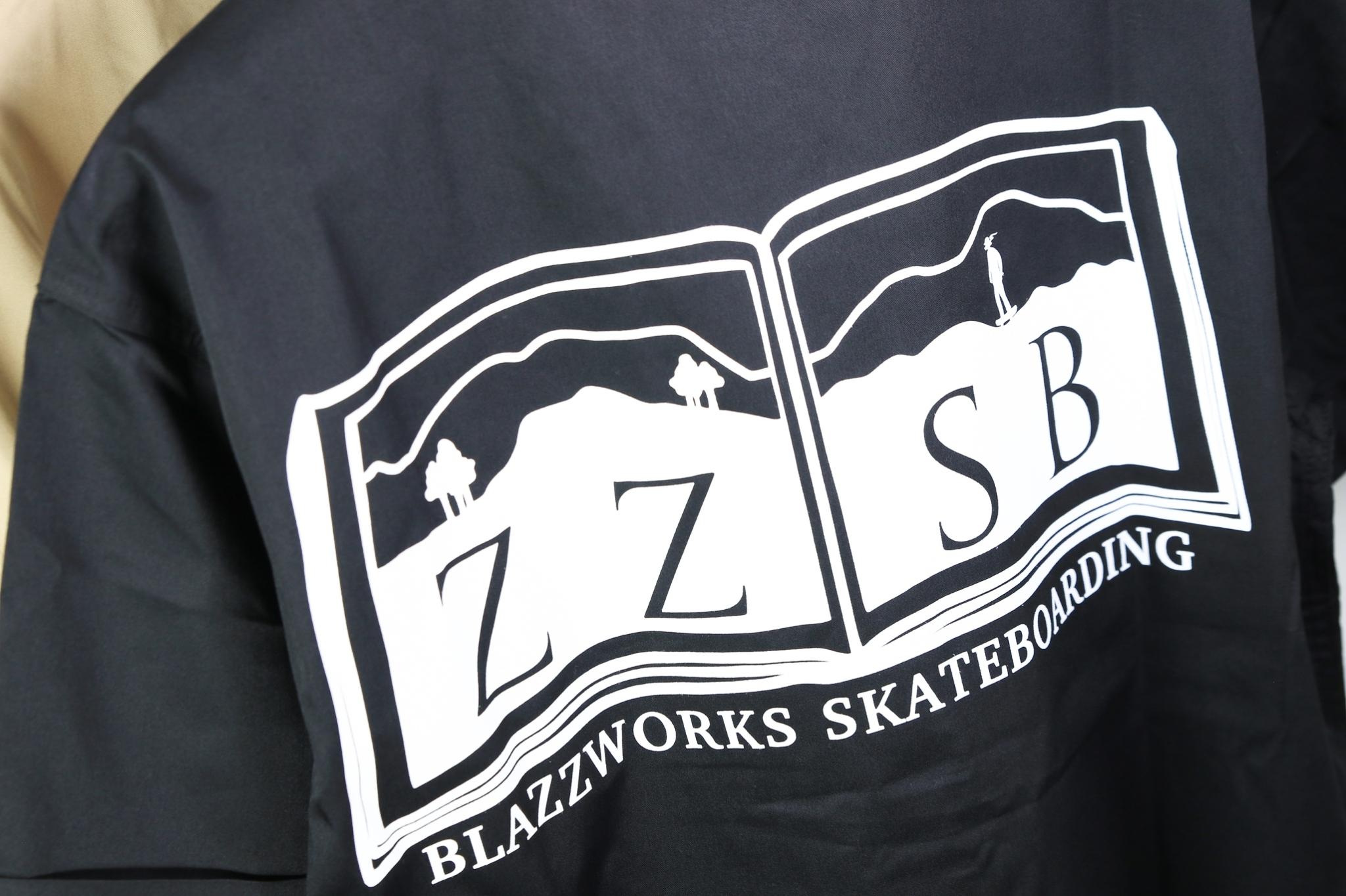 ZZSB DICTIONARY T/C WORK SHIRT [BLACK]