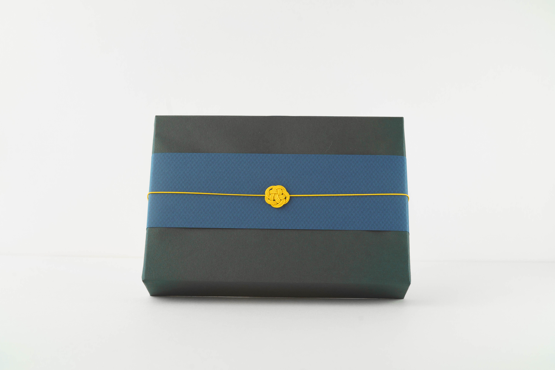 深蒸し茶 ギフトボックス 3g x 10個 〈Yellow〉
