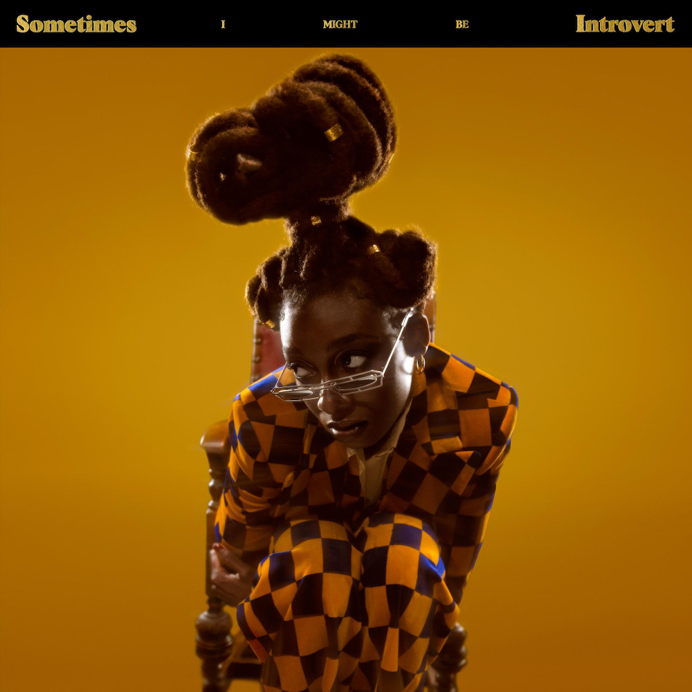 Little Simz - Sometimes I Might Be Introvert (LTD. Clear Red & Clear Yellow 2LP)