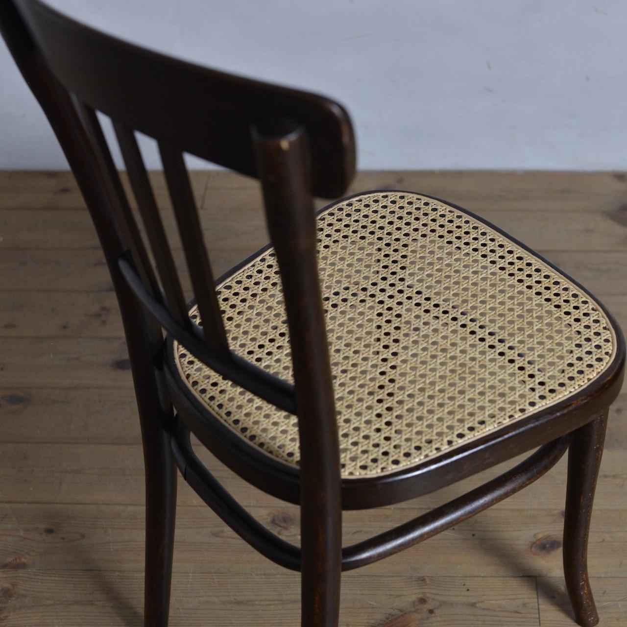 【商談中】Thonet Bentwood Chair / トーネット ベントウッド チェア【A】〈トーネット社・ミヒャエルトーネット・ラタンチェア・ダイニングチェア〉2806-0275 【A】